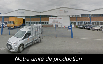 Unité de production